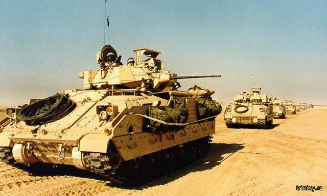 10 военных машин и их сверхмощные двигатели