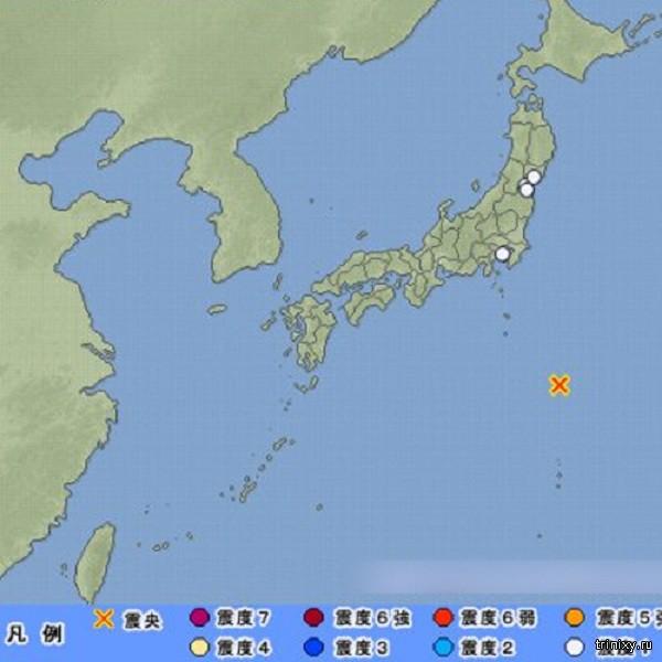 Причина последних землетрясений в мире.