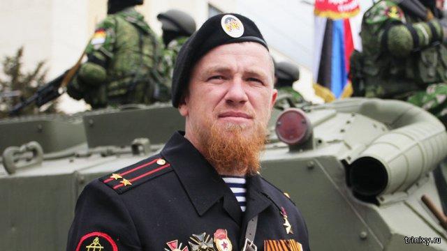 В Донецке убит командир ополчения «Моторола»