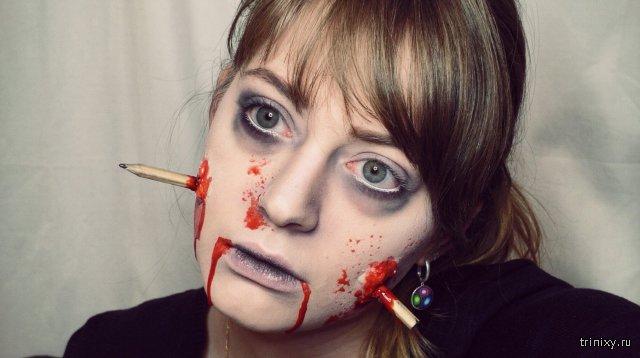 В преддверии Хэллоуина...