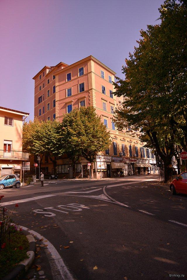Fiuggi | Italy | Тихий, семейный городок