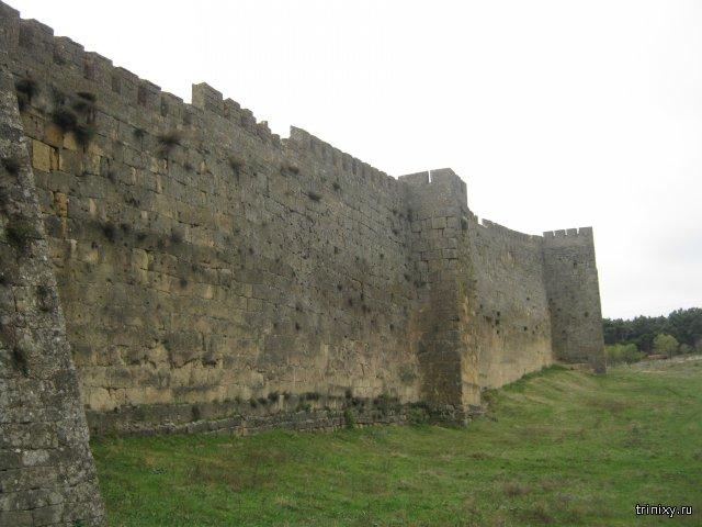 Дербентская крепость самая древняя крепость на территории Росиии