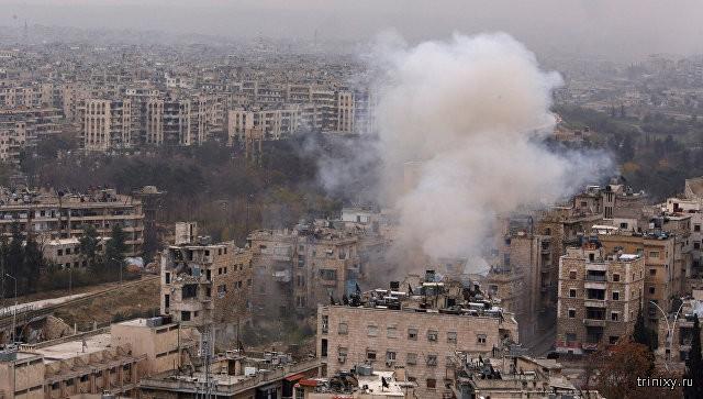 В Сирии погиб полковник российской армии