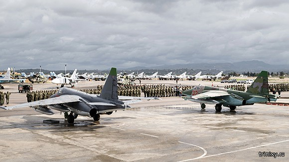 Чеченский спецназ будет охранять авиабазу Хмеймим