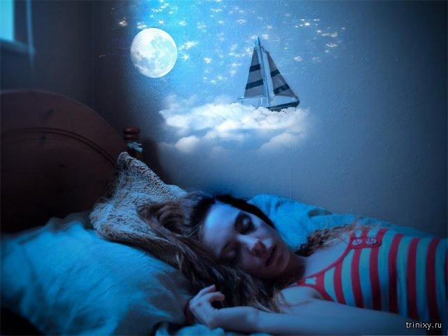 Что происходит в нашем организме ночью?