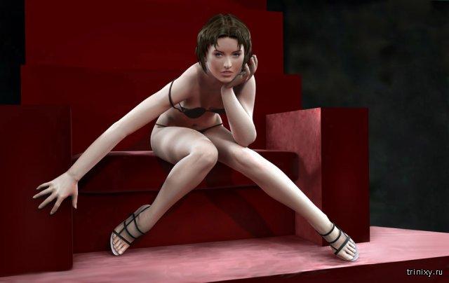 3D-графика и картинки