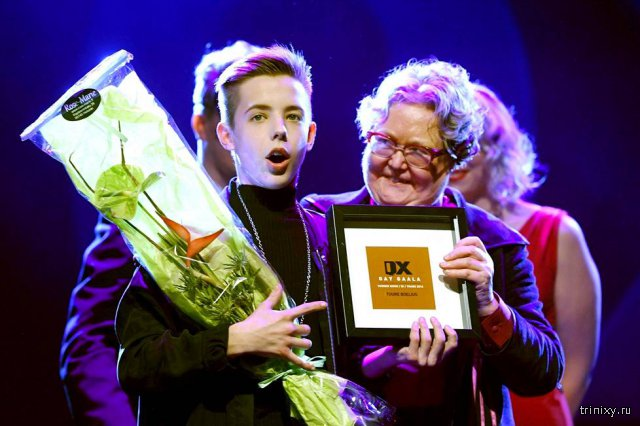 16-летний Тууре Боэлиус из Финляндии стал гомосексуалистом года