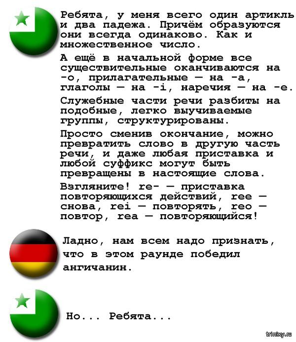 Лингвистический конгресс: международный язык