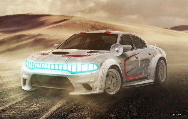 Звездные войны в автомобилях