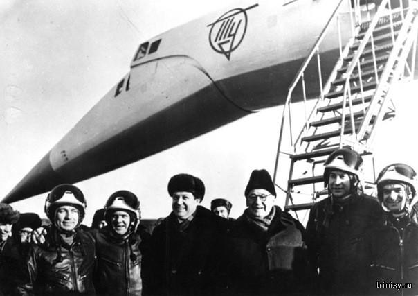 Почему Ту-144 прекратили полеты на самом деле