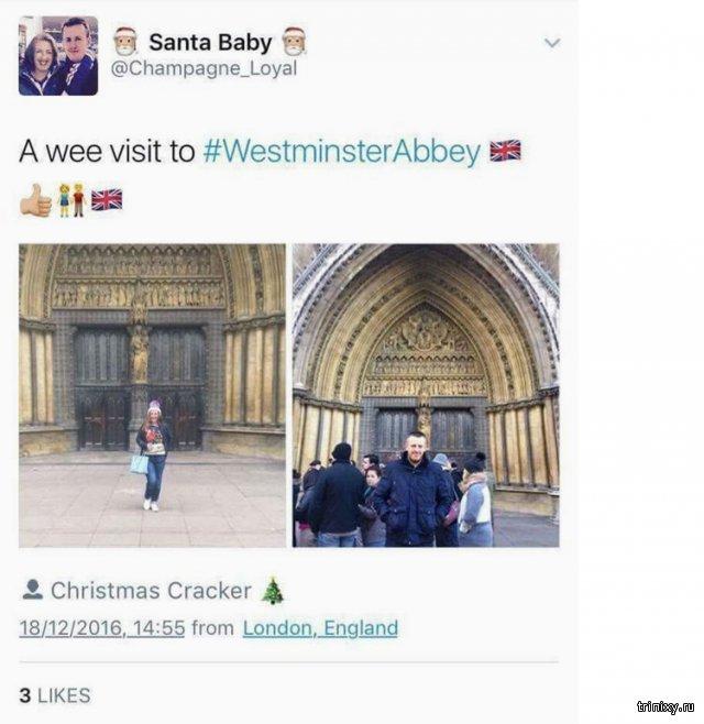 Девушка 4 года обманывала друзей, подделывая свои фото с выдуманным парнем