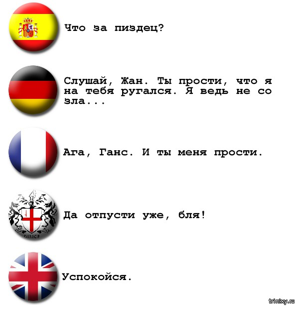 Лингвистический конгресс: международный язык. Часть 3