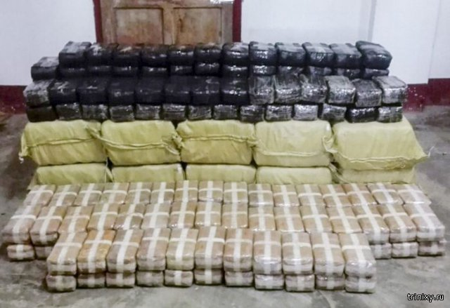 У буддийского монаха нашли 4,2 миллиона таблеток метамфетамина