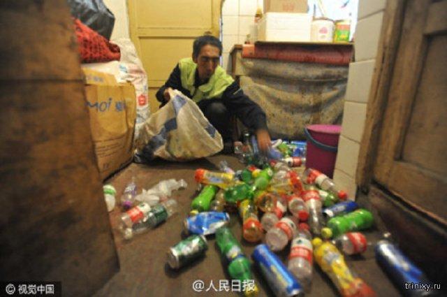 Дворник из Китая оплатил образование 37 обездоленных детей за прошедшие 30 лет