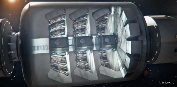 Тестирование космических установок для гибернации запланировано на 2018 год
