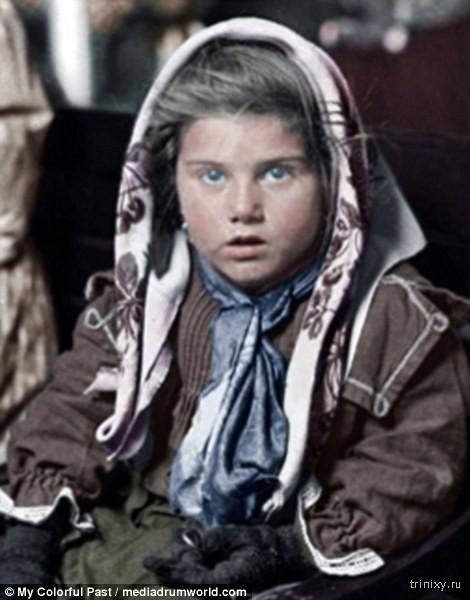 Люди, которые эмигрировали в США более 100 лет назад