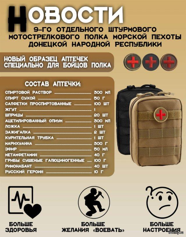 Военная аптечка