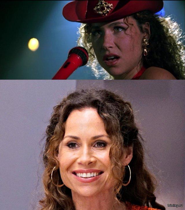 Известные актрисы в начале своей карьеры и сейчас. Часть 2