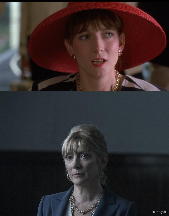 Известные актрисы в начале своей карьеры и сейчас. Часть 3
