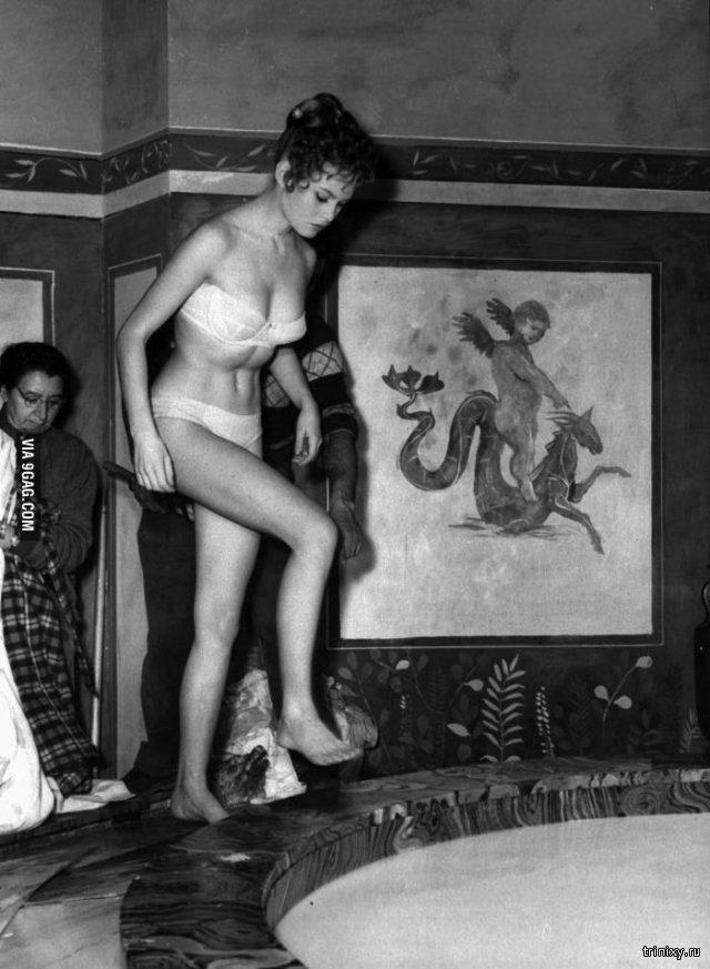 Интересные снимки из прошлого