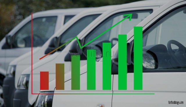 Украинский рынок коммерческих автомобилей в феврале увеличился почти в 2 раза
