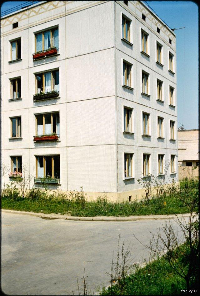 Хрущевки 50 лет назад - идеальное городское жилье