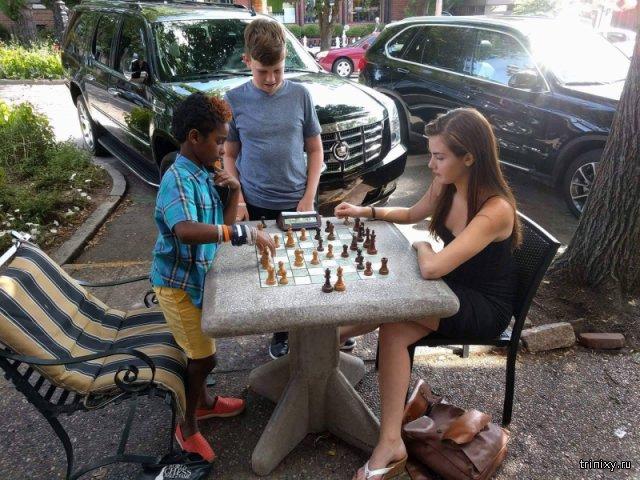 Самая привлекательная шахматистка в мире