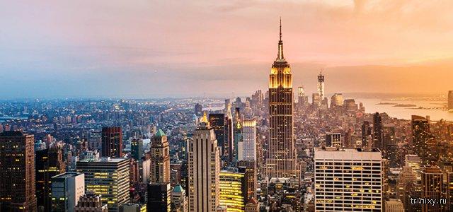 Города и страны - географические наследники