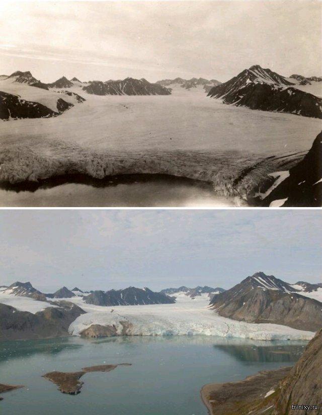Арктика: 100 лет назад и сейчас