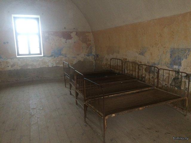 Концентрационный лагерь Терезин в наши дни