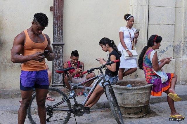 Как работает интернет на Кубе