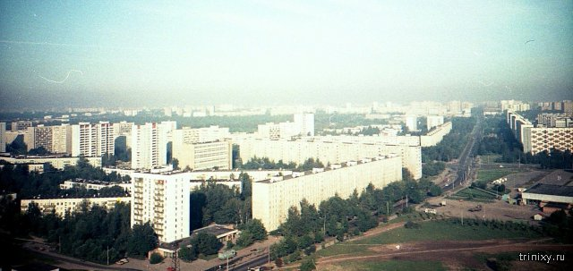 Старые и архивные фотографии Москвы