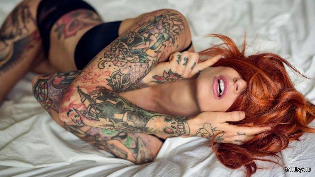 Татуировочки