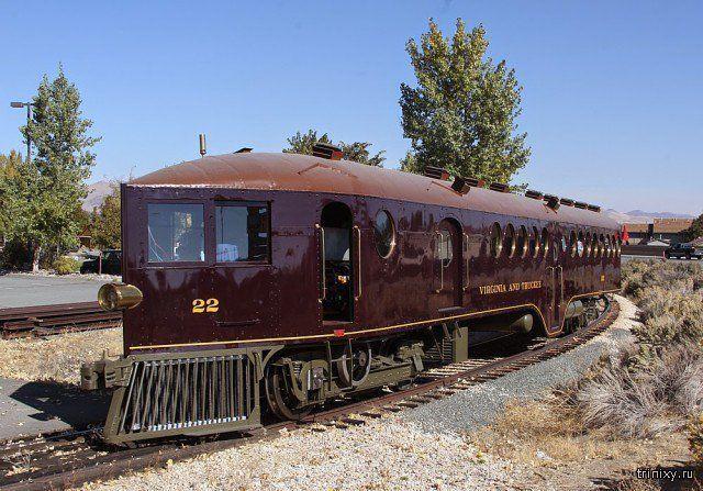 Самоходный вагон Маккина 1905 года выпуска