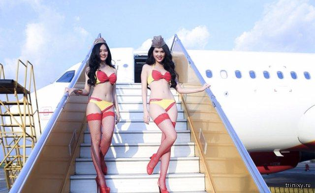 Вьетнамские бикини авиалинии