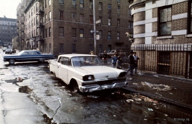 Другой взгляд на Нью-Йорк 1970-х годов