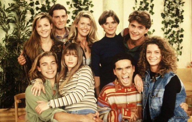 Чем закончились знаменитые сериалы