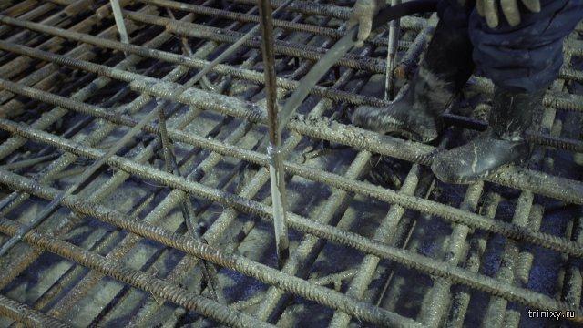 Фотоотчет со строительства Крымского моста