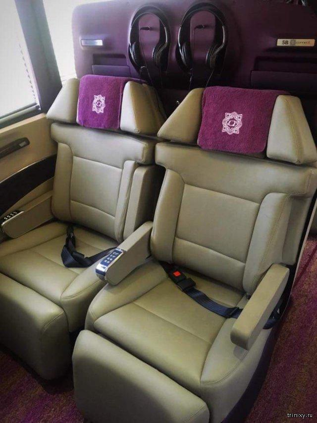 Рейсовые автобусы VIP-класса в Пакистане