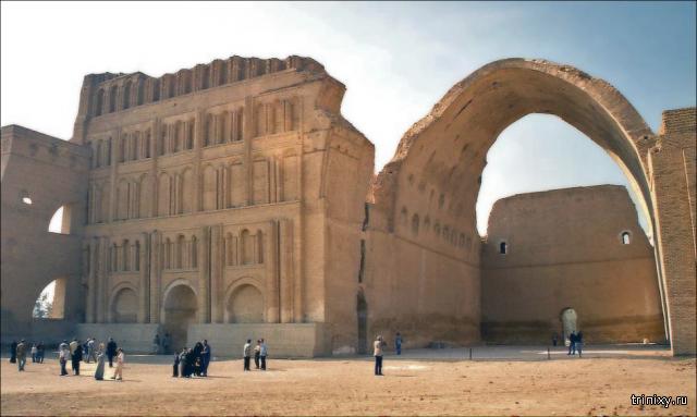 Таинственные города древних цивилизаций