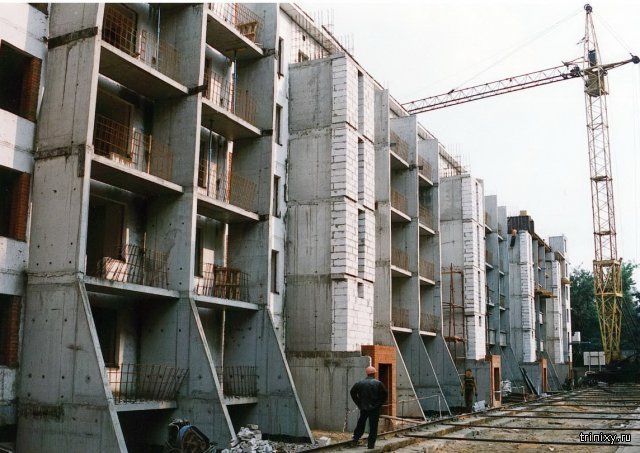 Возможна ли реконструкция старых пятиэтажек в элитное жилье?