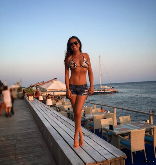 Актрису Софью Игнатову ограбили на юго-западе Москвы