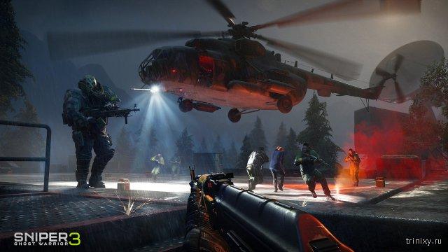 Первые отзывы о Sniper: Ghost Warrior 3 оказались более чем \