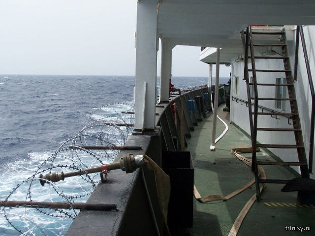 Бюджетный вариант защиты от сомалийских пиратов