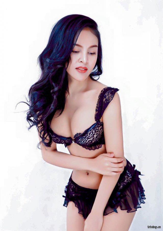 Из-за сексуальной одежды актрисе Денни Кван запретили сниматься в кино целый год
