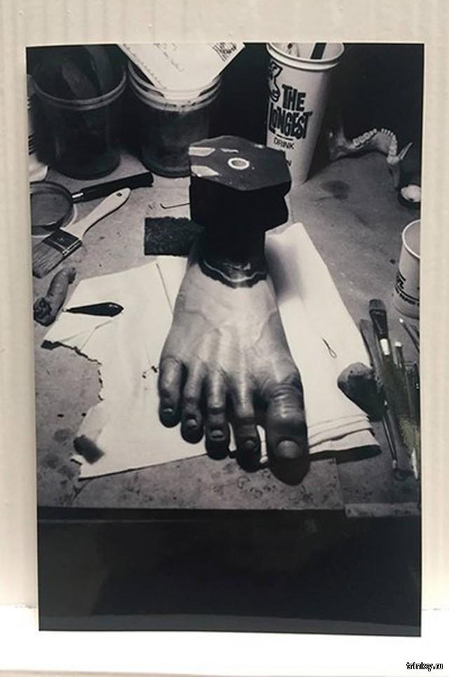 Орландо Блум выложил в сеть архивные фотографии со съёмок \