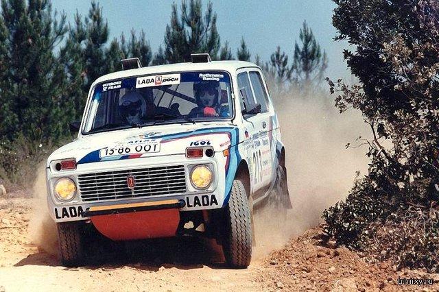 Самые скоростные автомобили Lada – победители гонок