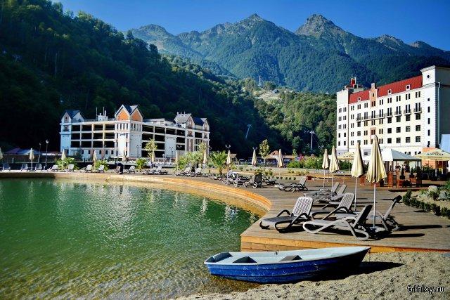 ТОП 10 лучших курортов России для активного отдыха в 2017 году