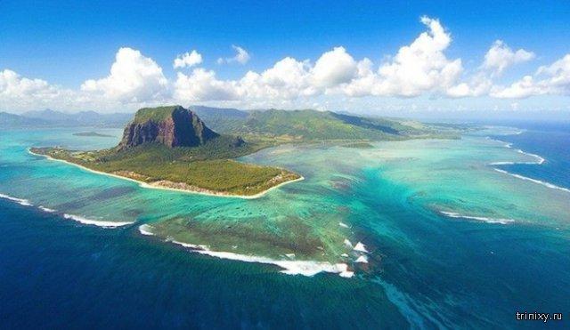 10 неожиданных и интересных фактов о морских глубинах