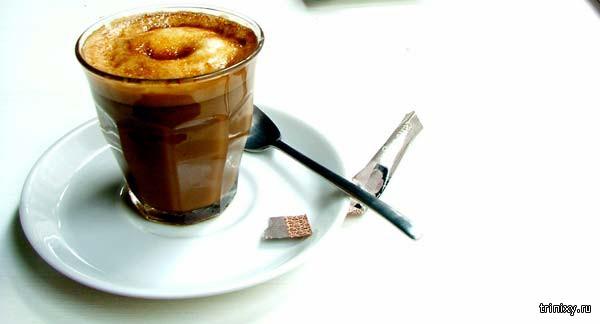 Гайд по кофейным напиткам. Часть 1